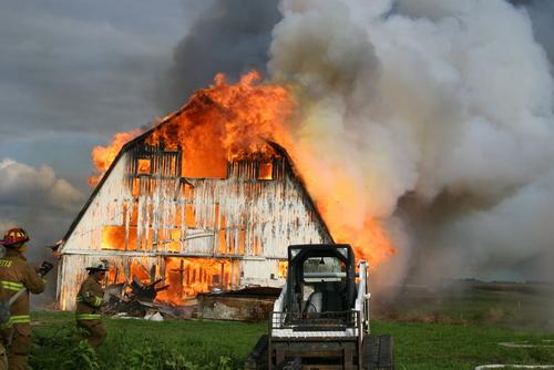 Barn burning theme | Custom Writing Services